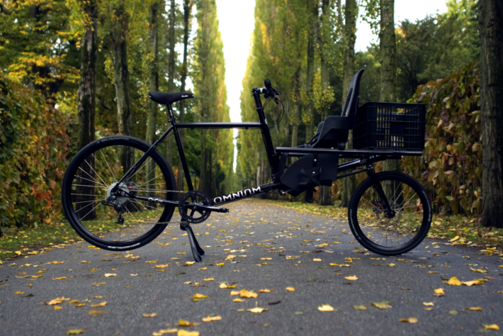 Omnium1 cargo bike