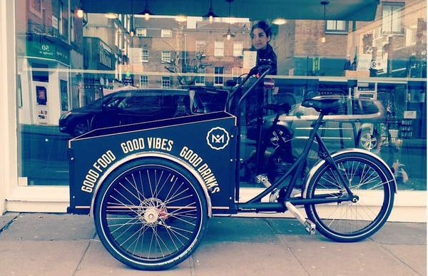 Christiania bike | London Green Cycles