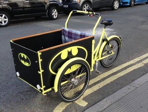 Christiania Straightbox Batman
