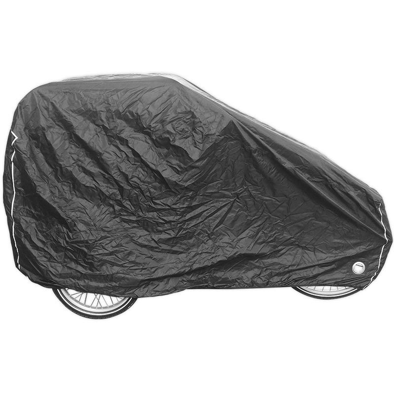 babboe Luxury cargo bike cover 1