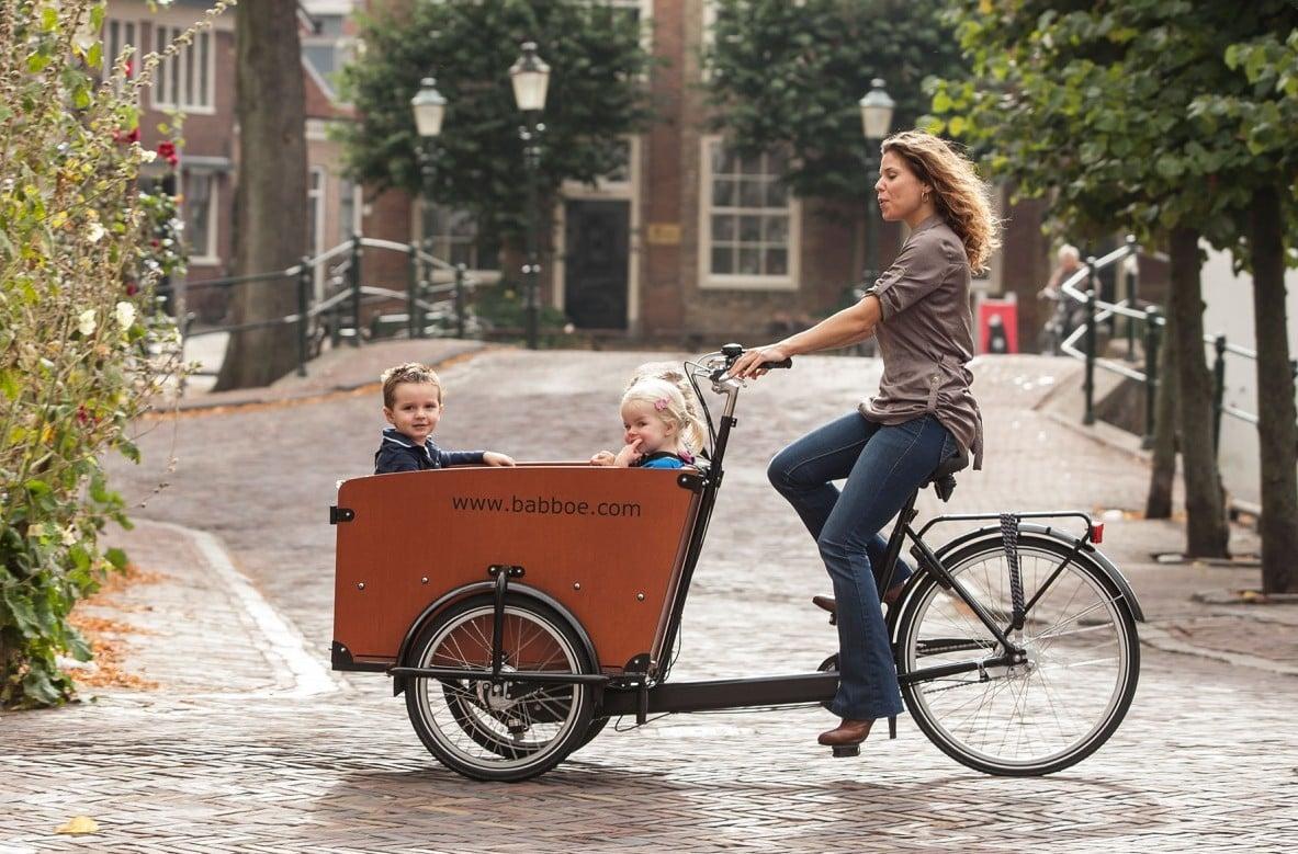 londongreencycles Babboe Big main 2