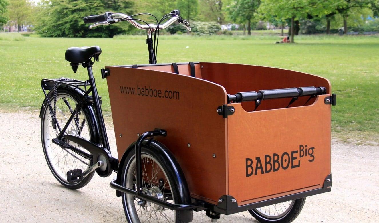 londongreencycles Babboe Big main 3