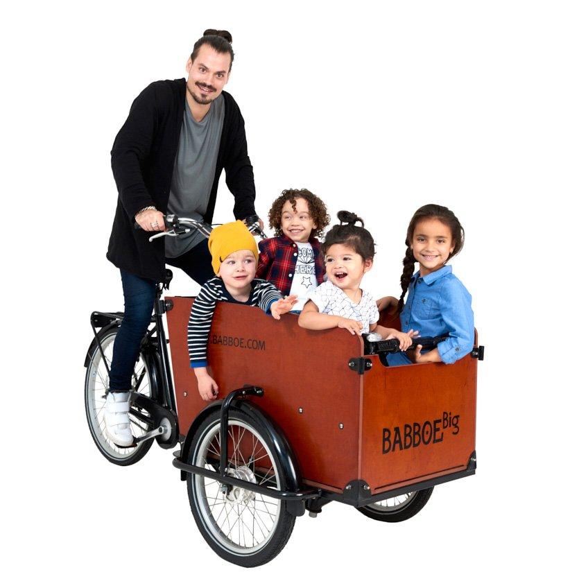 londongreencycles Babboe Big main