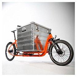 Douze cycles Aluminium Classic box