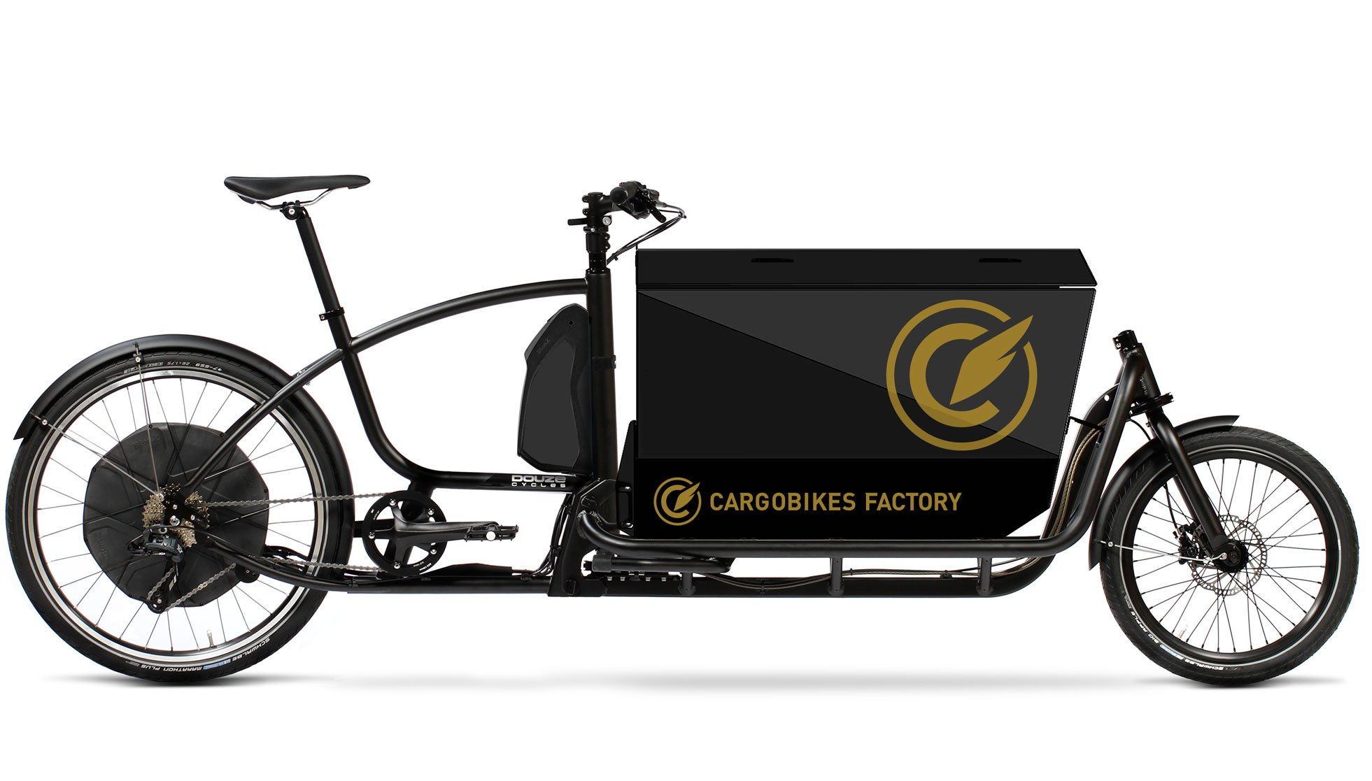 londongreencycles DOUZE-Cycles-Electric Bionx