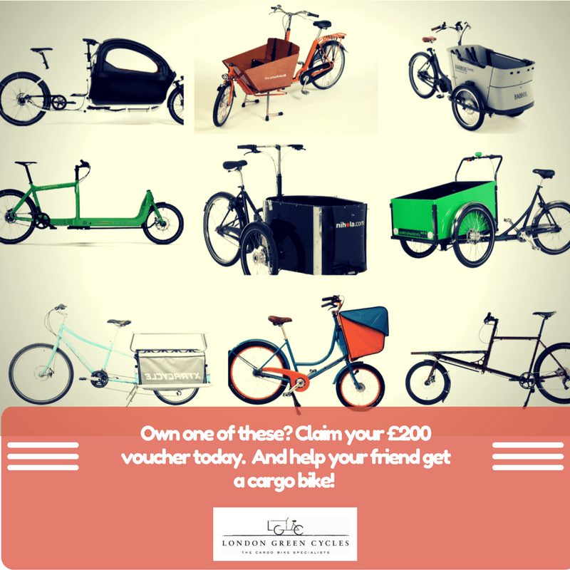 £200 Voucher |London Green Cycles