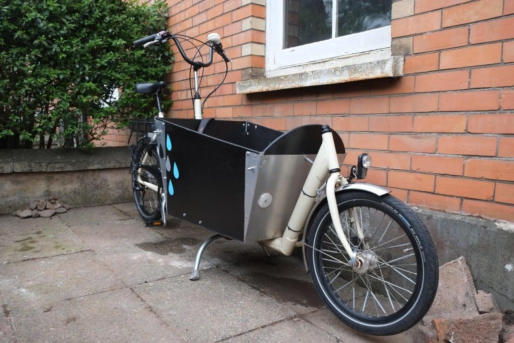 Christiania 2Wheeler | London Green Cycles
