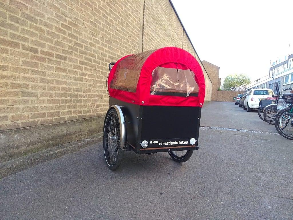 Christiania Straight Box | London Green Cycles