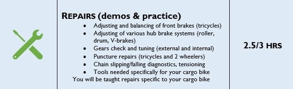 Repairs Workshop   London Green Cycles