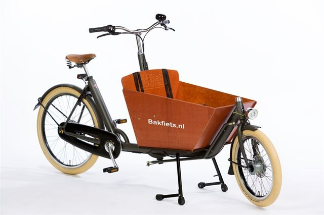 Bakfiets Cruiser Short