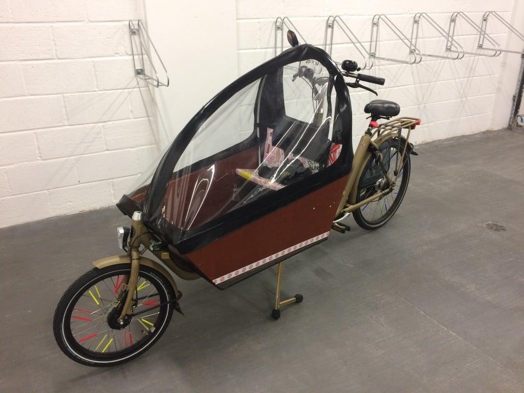 Robin Bakfiets | London Green Cycles