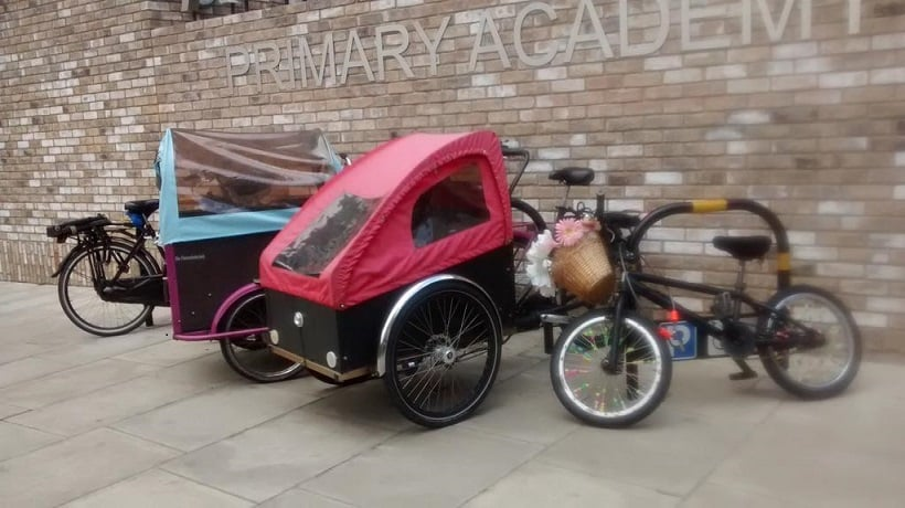 On Street Parking by @CricklewoodMum| London Green Cycles