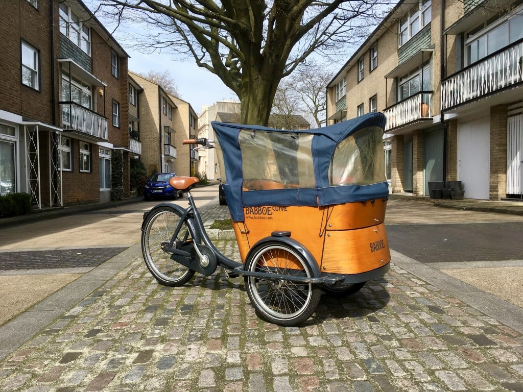 Babboe Curve | London Green Cycles