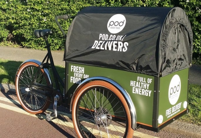 Christiania Cargo POD deliveries