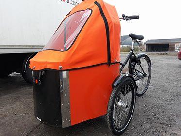 londongreencycles Nihola Family box bike