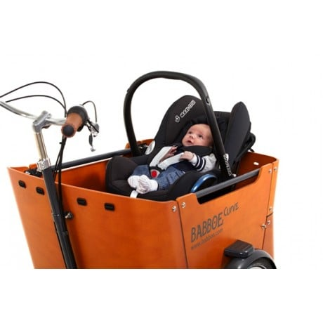 Babboe Maxi-Cosi carrier 4