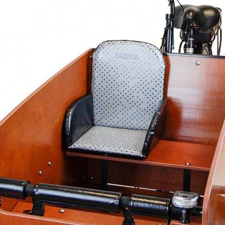 Babboe comfy child seat 2