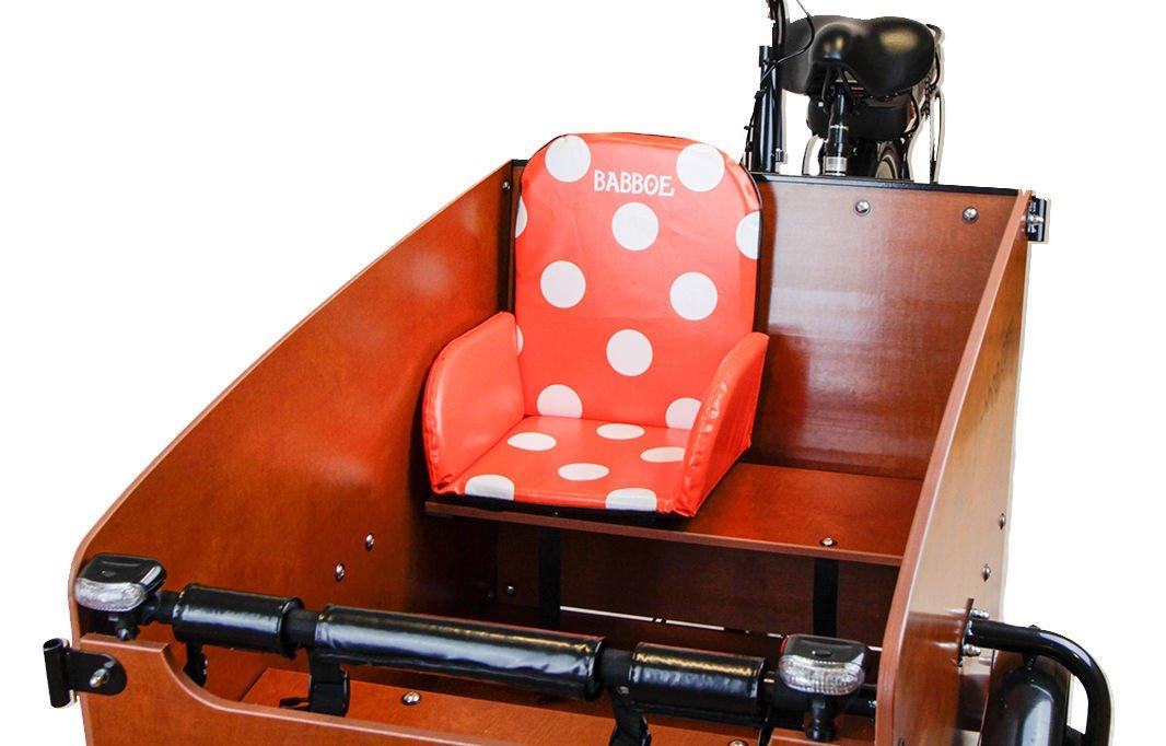 Babboe comfy child seat