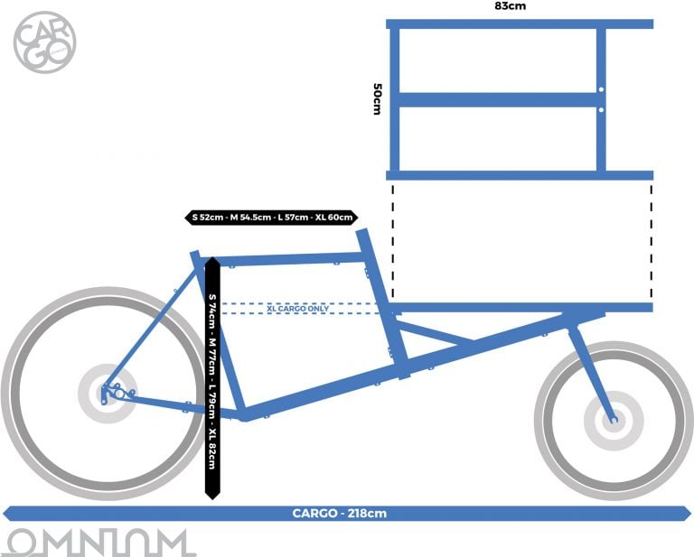 londongreencycles Omnium Cargo bike models