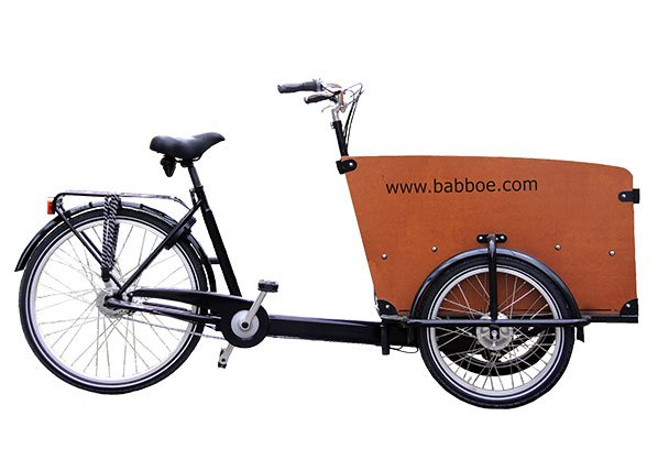 londongreencycles Babboe Big side