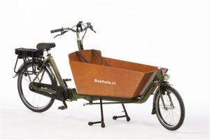 Bakfiets Long STePs