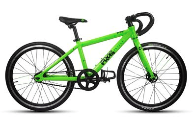 frog track 58 GREEN KIDS ROAD BIKE | London Green Cycles