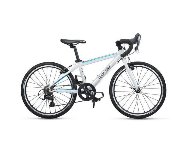 londongreencycles frog-team-sky-road-58-white