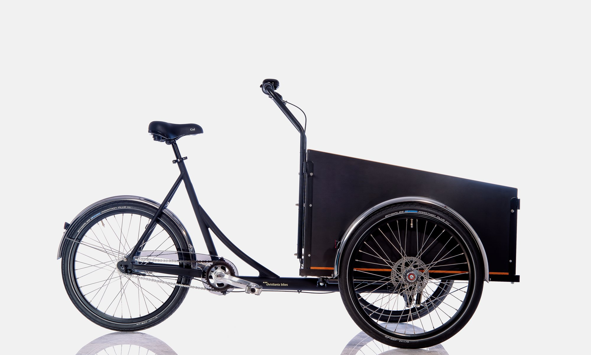 londongreencycles Christiania Classic Light black main