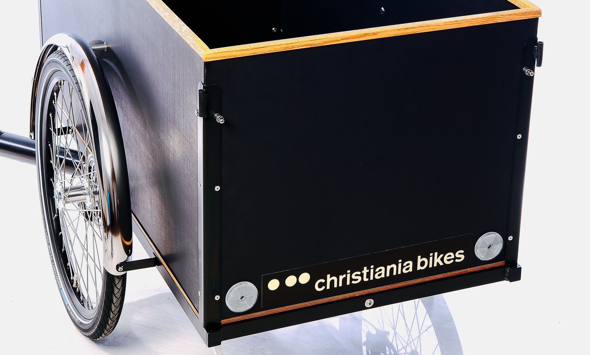 londongreencycles Christiania Cargo Long box 1