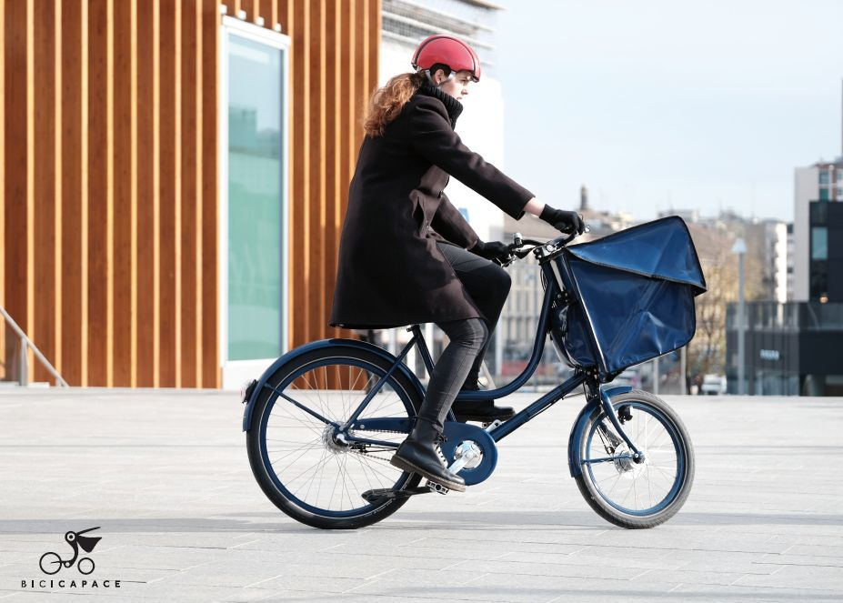 londongreencycles Bicicapace Blue