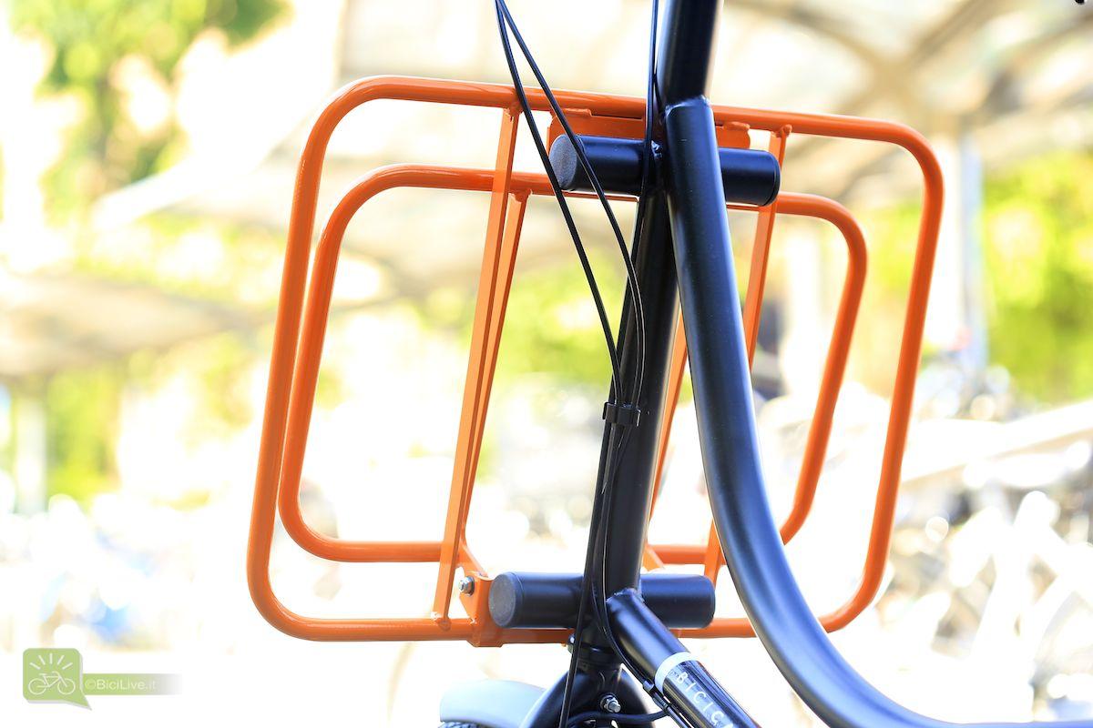 Bicicapace Front Rack