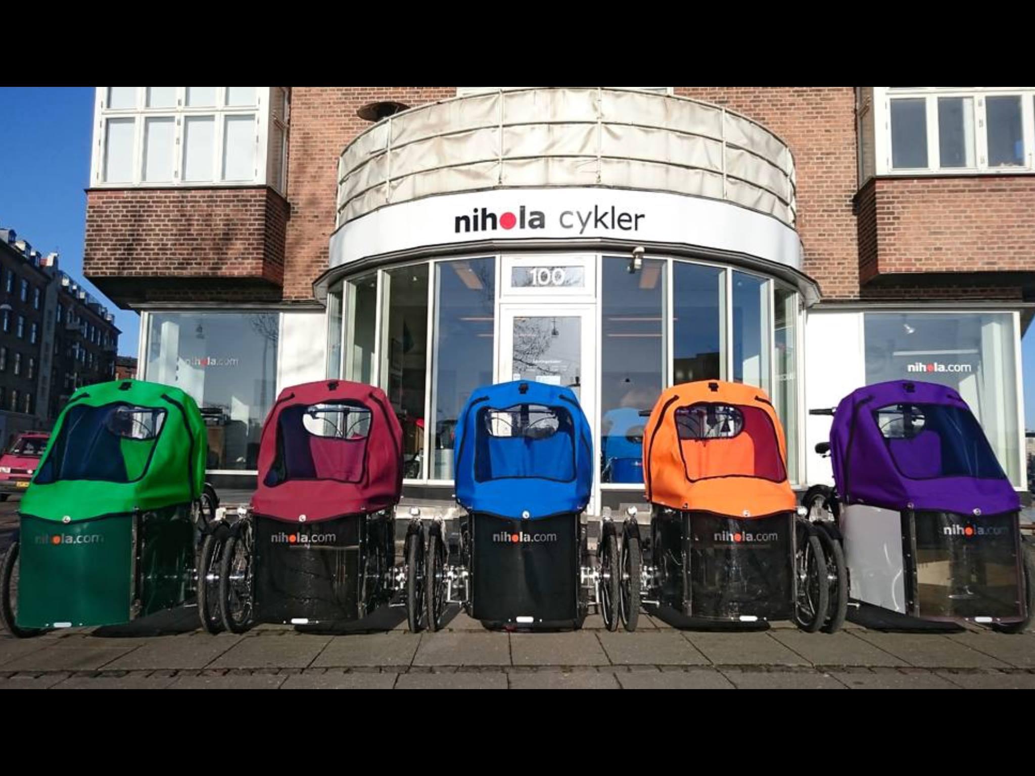 Nihola   London Green Cycles