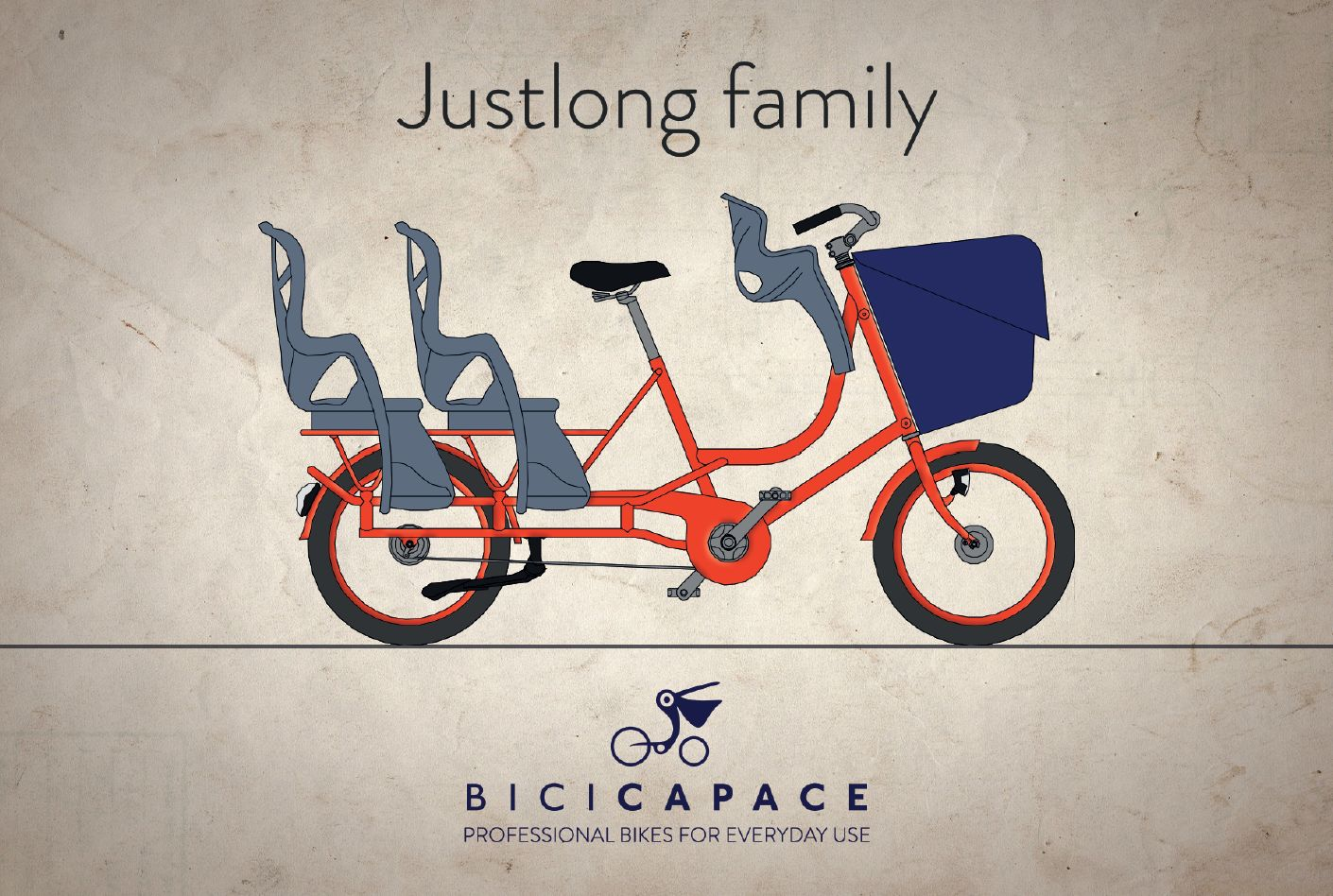 JustLong Bicicapace