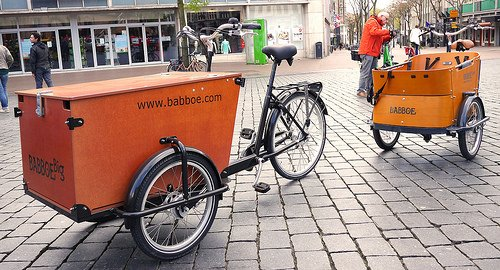 Transporter – Dutch Cargo Bike