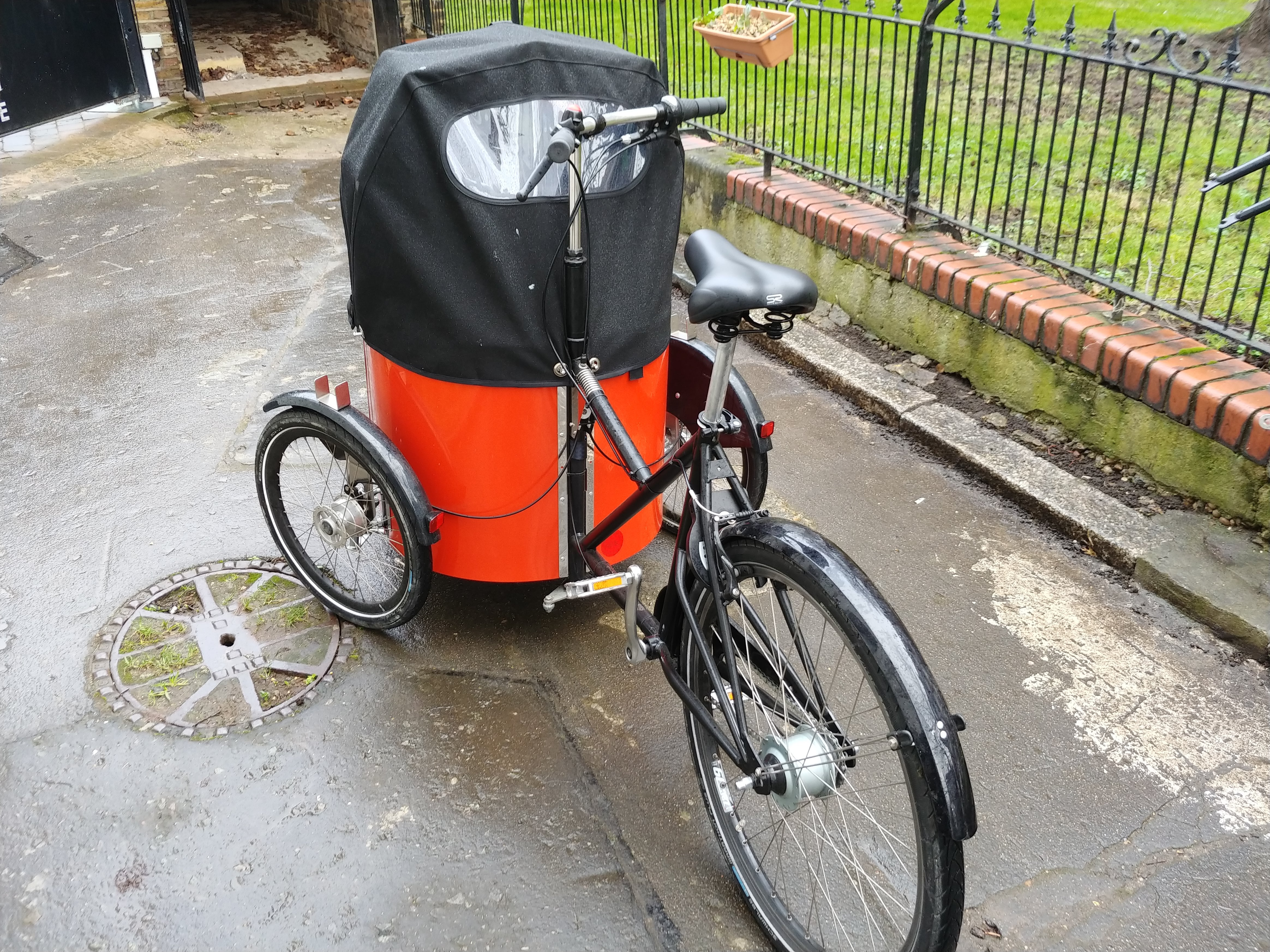 Nihola Family | London Green Cycles