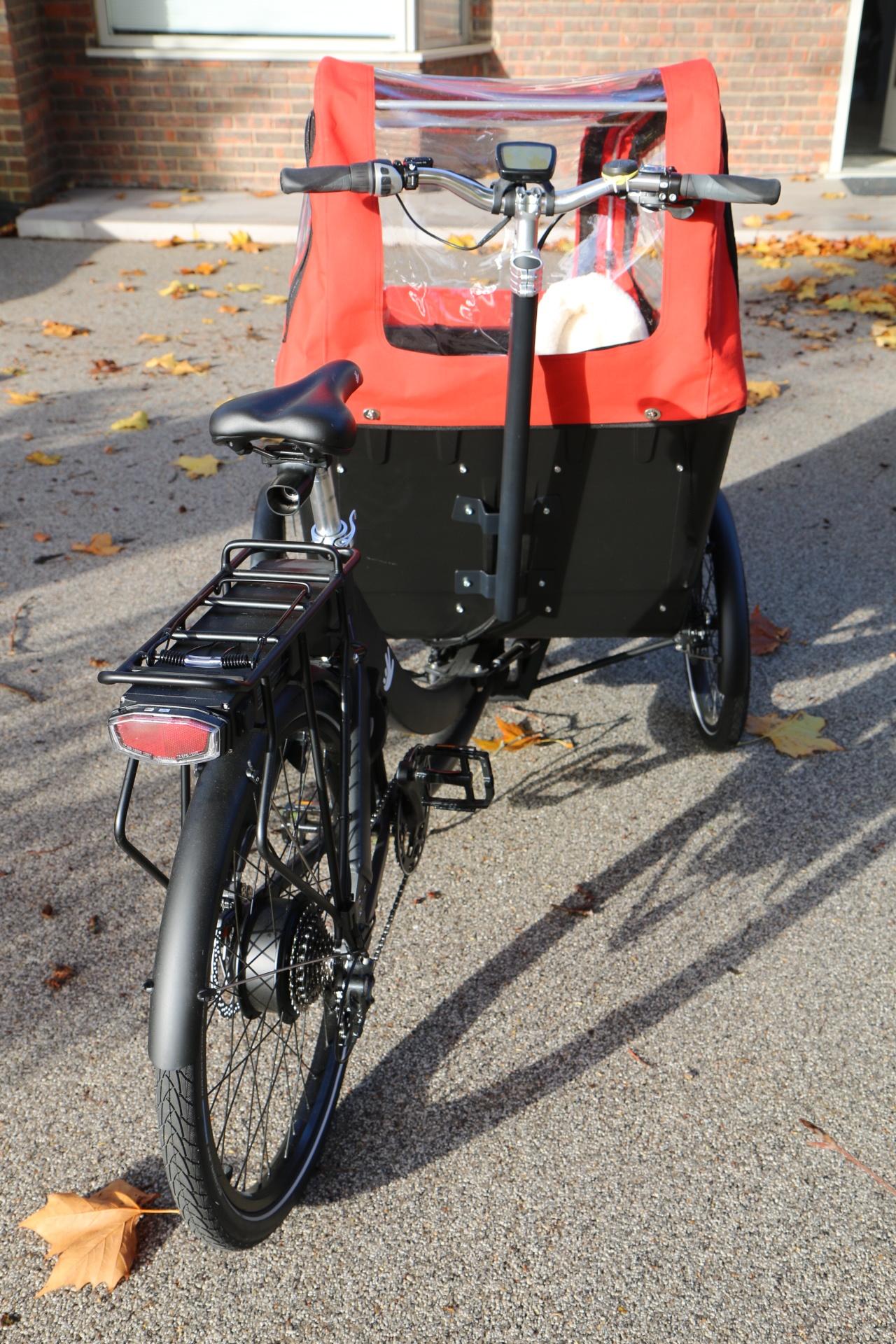 TrioBike Boxter | London Green Cycles