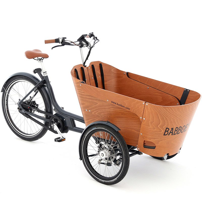 babboe carve mountain box bike