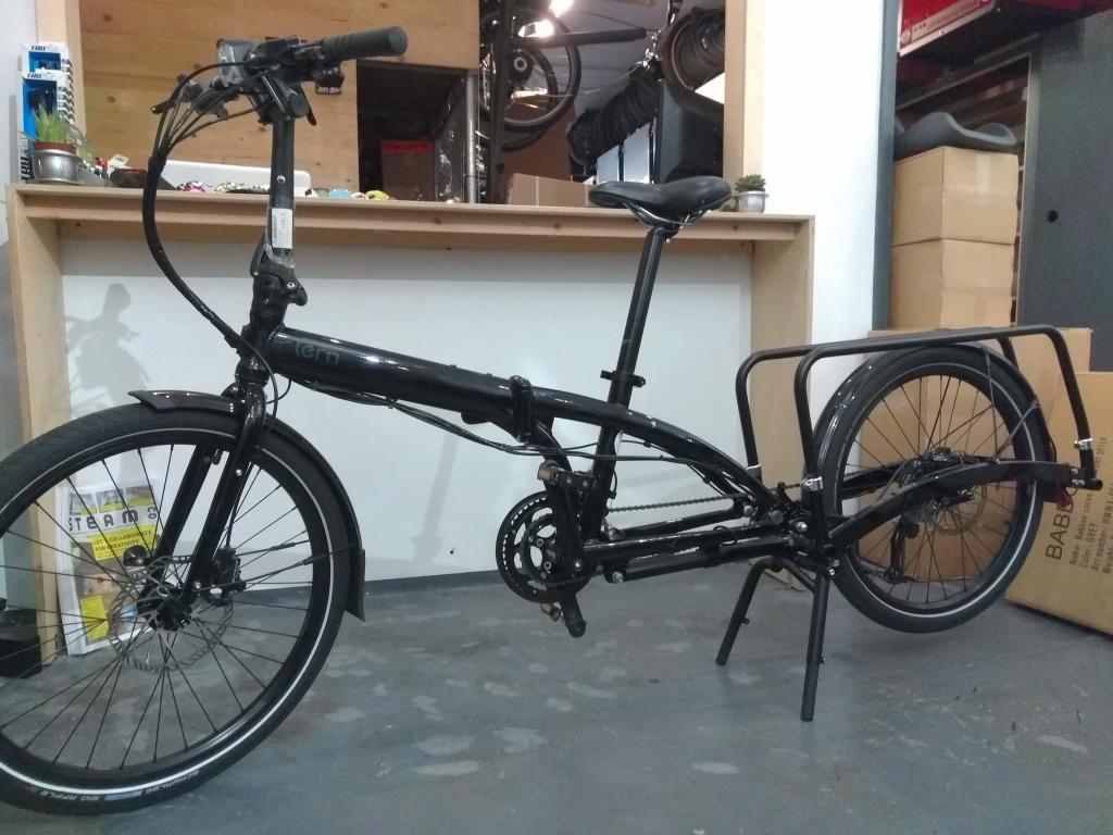 Tern Node   London Green Cycles