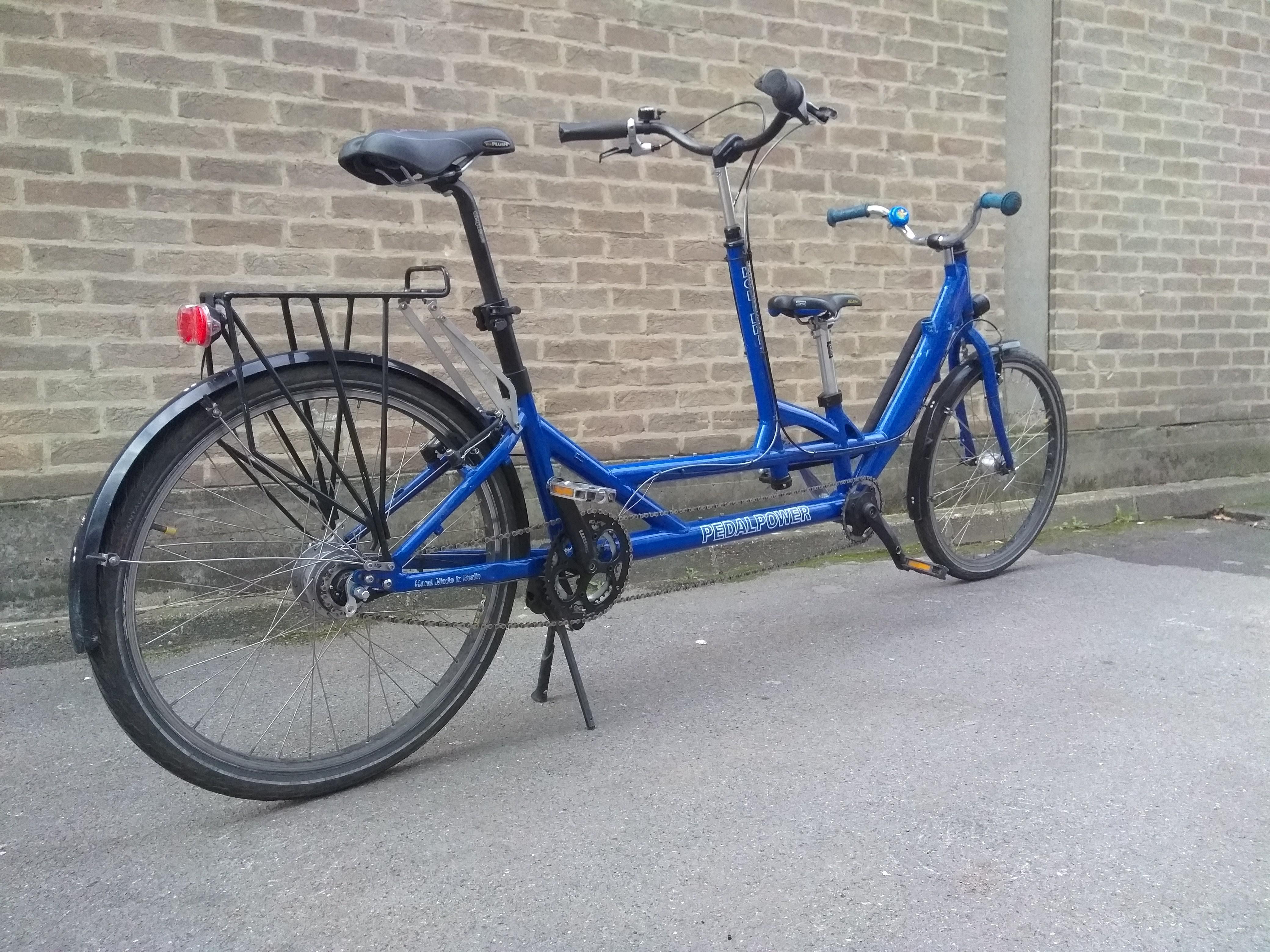 Pedal Power Kolibri | London Green Cycles