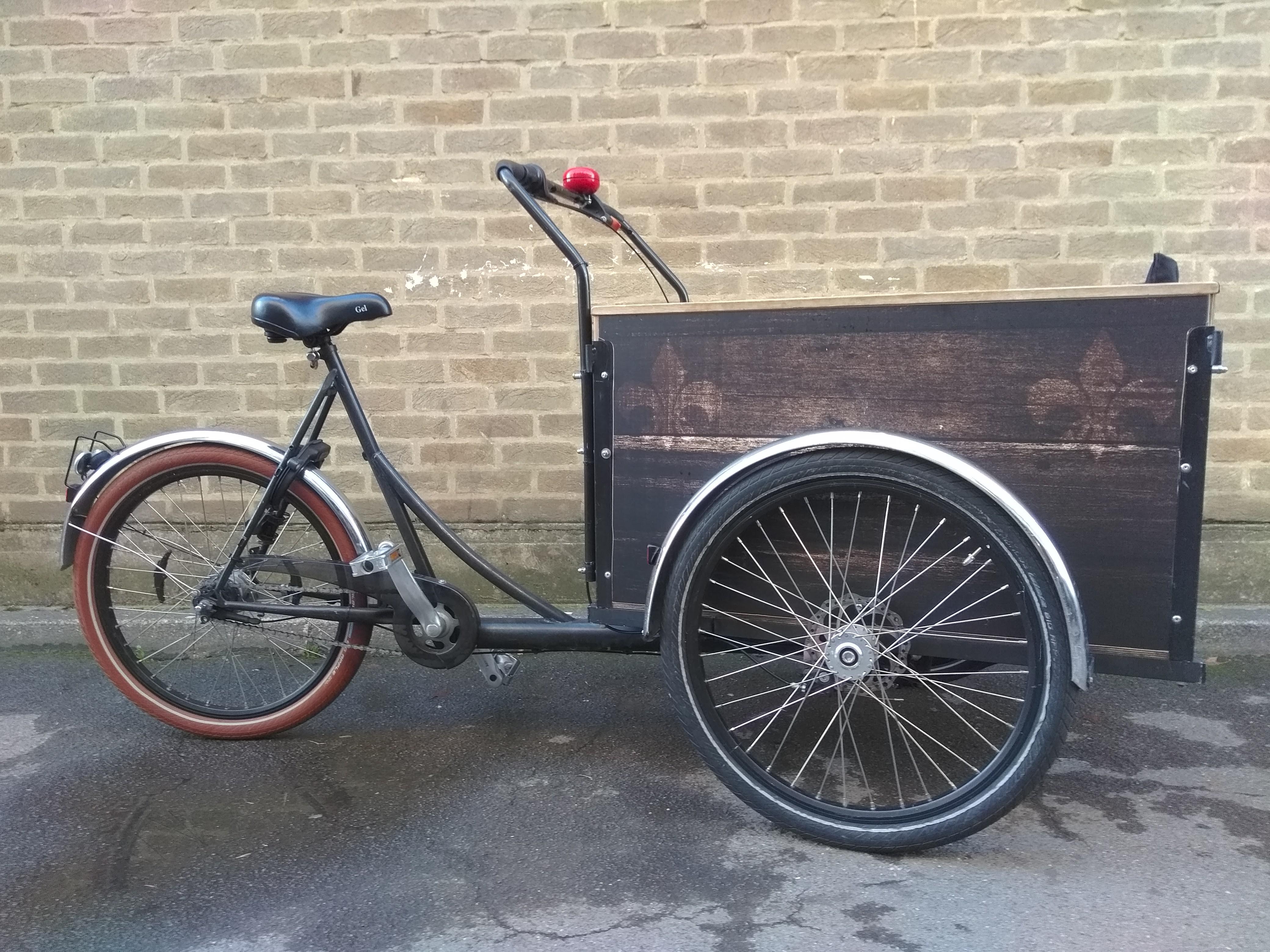 Christiania Straight | London Green Cycles