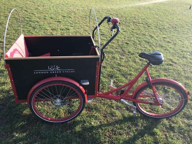 Christiania Straight Red – London Green Cycles (2)