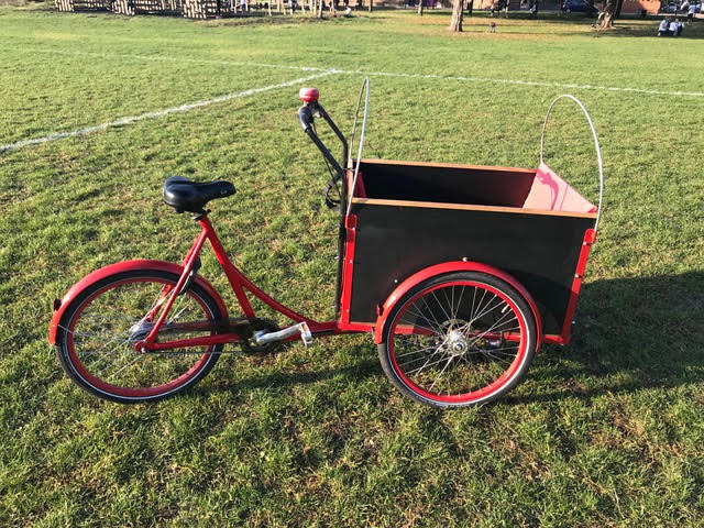 Christiania Straight Red – London Green Cycles (3)