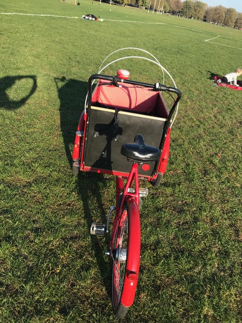 Christiania Straight Red – London Green Cycles (4)