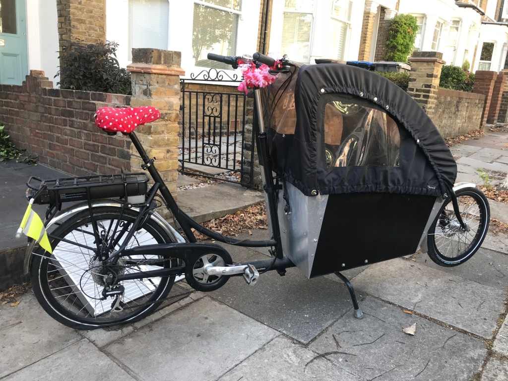 2Wheeler Christiania | London Green Cycles