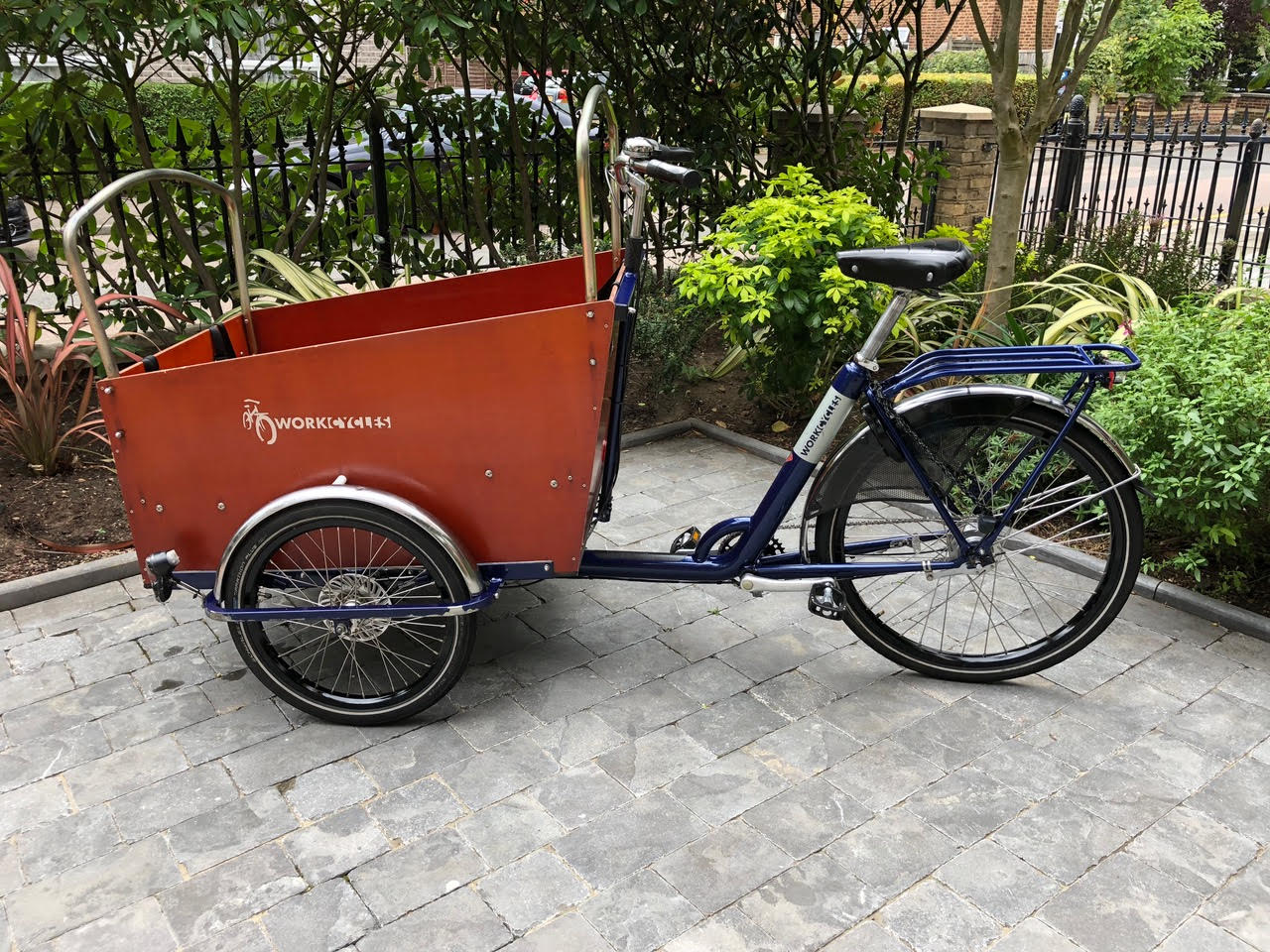 Workcycles | London Green Cycles