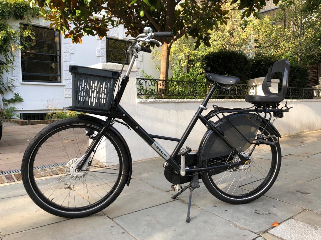 Workcycles Fr8 | London Green Cycles