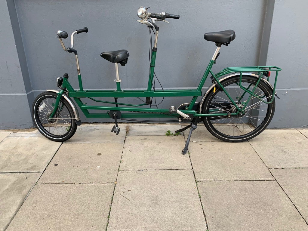 Green Onderwater | London Green Cycles