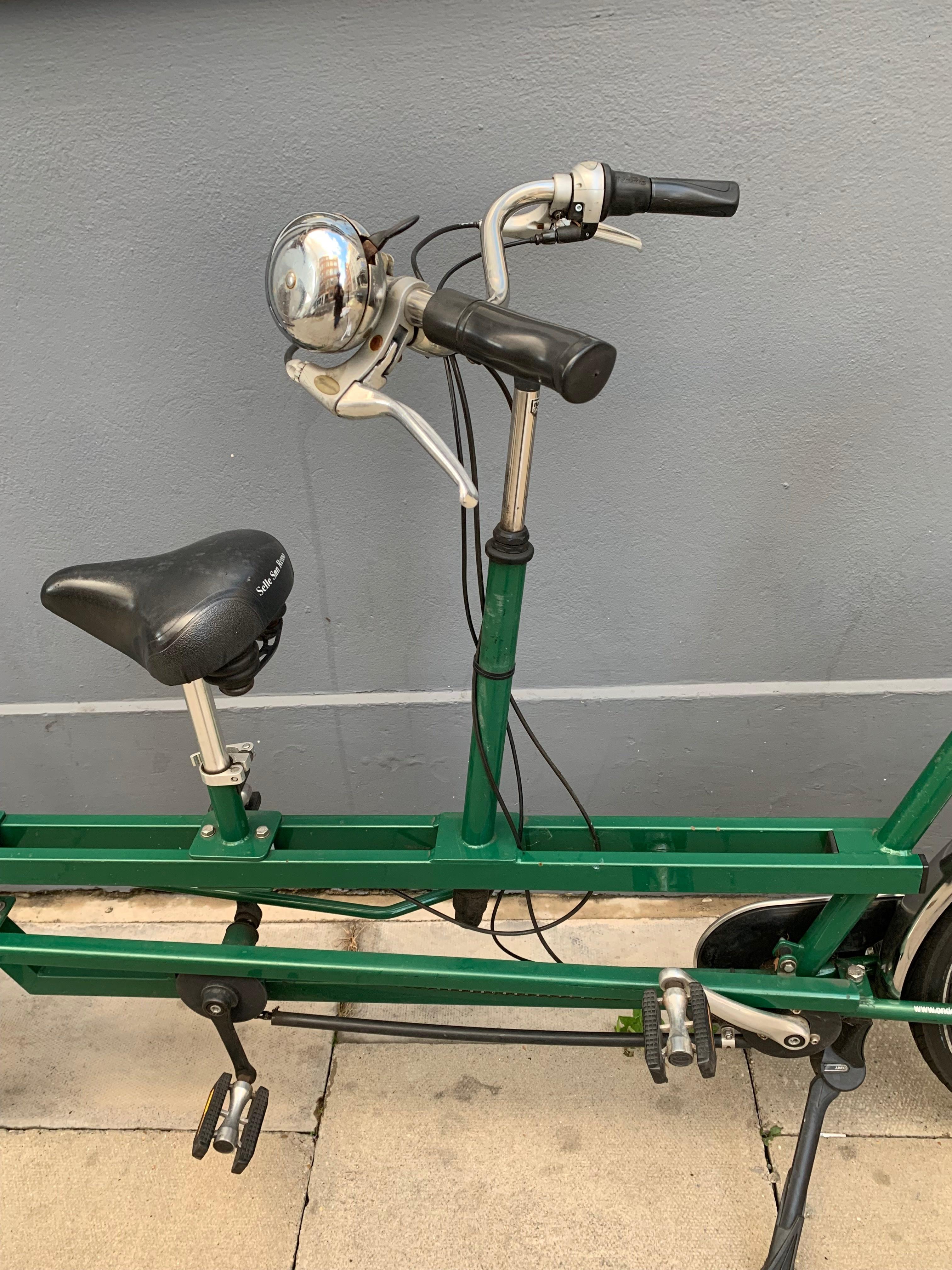 Green Onderwater   London Green Cycles