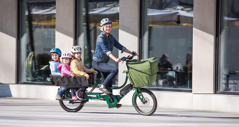 Bicicapace JustLong | London Green Cycles