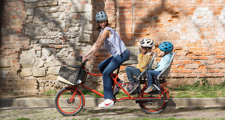 londongreencycles Bicicapace Justlong baby seats
